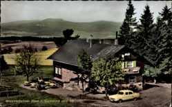 Postcard Marktredwitz in Oberfranken, Haus im Steinwald, Otto Hilscher