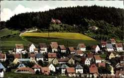 Postcard Mönchrode Rödenthal im Kreis Coburg Oberfranken, Kreisjugendheim Weinberg