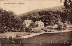 Postcard Pforzheim im Schwarzwald Baden Württemberg, Blick auf Kupferhammer