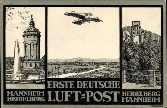 k nstler ansichtskarte postkarte erste deutsche. Black Bedroom Furniture Sets. Home Design Ideas