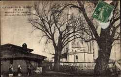 Postcard Monastir Bitola Mazedonien, Campagne d'Orient, Mosquée Ste. Sophie