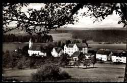 Postcard Heiligenbronn Waldachtal im Schwarzwald, Knabenheim St. Antonius