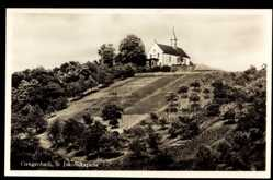 Postcard Gengenbach an der Kinzig Ortenaukreis, Die St. Jakobskirche