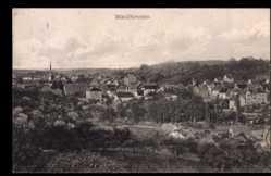 Postcard Maulbronn im Enzkreis, Gesamtansicht des Ortes