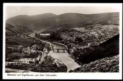 Postcard Ziegelhausen Heidelberg am Neckar, Neckartal, Hotel Stiftsmühle
