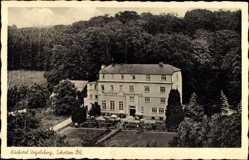 Postcard Schotten im Vogelsbergkreis Hessen, Kurhotel Vogelsberg, Reichsstraße 276