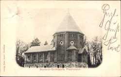 Postcard Friedrichsruh Aumühle im Herzogtum Lauenburg, Bismarck Gruftkapelle