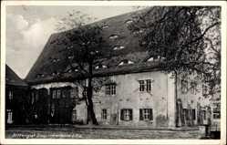 Ansichtskarte / Postkarte Deutschenbora Nossen Landkreis Meißen,Kinderferienlager Heilstätten Ischadras