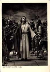 Ak Passionsspiele 1950, Oberammergau, Gefangennahme Jesu