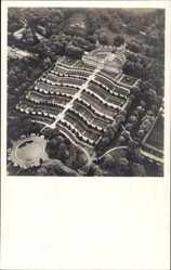 Ansichtskarte Luftaufnahme Schloss Sanssouci, Potsdam
