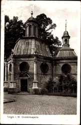 Postcard Telgte in Nordrhein Westfalen, Ansicht der Gnadenkapelle, Vorderfront