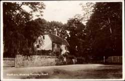 Postcard Northam South East, Showing Beckley Road, Building