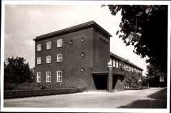 Foto Ak Osterfeld Oberhausen am Rhein, Ansicht der Realschule