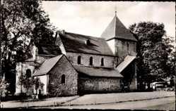 Postcard Lindenthal Köln am Rhein, Blick auf Krieler Dömchen, Seitenansicht