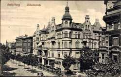 Ak Tschernjachowsk Insterburg Ostpreußen, Wilhelmstraße