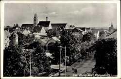 Postcard Bad Wörishofen im schwäbischen Kreis Unterallgäu, Kneippstraße