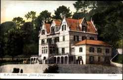 Postcard Madeira Portugal, Monte Palace Hotel, Außenansicht