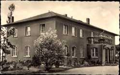 Postcard Linowsee Rheinsberg in Brandenburg, FDGB Genesungsheim
