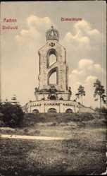 Postcard Aachen in Nordrhein Westfalen, Der Bismarckturm im Stadtwald