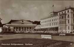 Postcard Heiligendamm Bad Doberan im Kreis Rostock, Ansicht vom Kurhaus