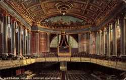Künstler Ak Beraud, N., Wiesbaden, Kurhaus, Konzertsaal, Tuck 2001