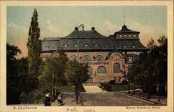 Postcard Mönchengladbach in Nordrhein Westfalen, Kaiser Friedrich Halle