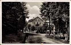 Postcard Wunsiedel im Tal der Röslau Oberfranken, Luisenburg im Fichtelgebirge