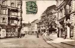 Postcard Pforzheim im Schwarzwald Baden Württemberg, Leopoldsplatz