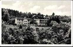 Postcard Au Windeck im Rhein Sieg Kreis, Bibel und Erholungsheim Hohegrete GmbH