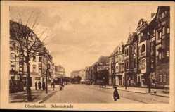 Postcard Oberkassel Düsseldorf Nordrhein Westfalen, Partie an der Belsenstraße