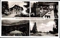 Postcard Seebach Baden Württemberg, Darmstädter Hütte, Wildstein, Hochmoor