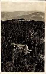 Postcard Bad Peterstal Griesbach, Berghotel Schauinsland, Inh. H. Burggraf