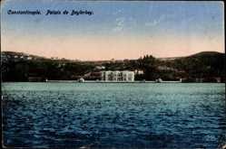 Postcard Constantinople Istanbul Türkei, Palais de Beylerbey