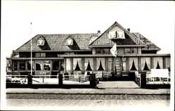 Postcard Huisduinen Nordholland, Hotel Café Restaurant Denneheuvel