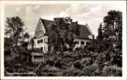 Postcard Biberach an der Riß in Oberschwaben, Blick auf das Schloss