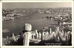 Foto Ak Konstantinopel Istanbul Türkei, Halic görünüsü, Corne d'Or