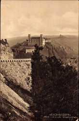 Postcard Eichstätt in Oberbayern, Blick von der neuen Staatsstraße auf die Gegend