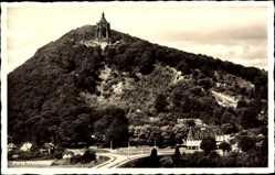 Postcard Porta Westfalica in Nordrhein Westfalen, Restaurant von Geschw. Schmidt