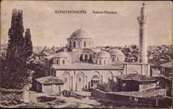 Postcard Konstantinopel Istanbul Türkei, Kahrie Moschee