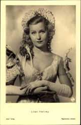 Ak Schauspielerin Lilian Harvey, Portrait, Ross Verlag 7601 1