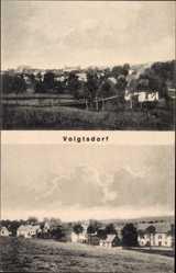 Postcard Voigtsdorf in Mecklenburg Vorpommern, Gesamtansicht, Panorama