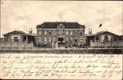 Postcard Mönchengladbach in Nordrhein Westfalen, Evangelisches Krankenhaus Bethesda