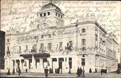Postcard Stockholm Schweden, Kungliga Dramatiska Teatern, Theater
