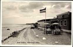 Postcard Schönhagen Brodersby Ostsee, Blick auf das Haus Seestern, Remien