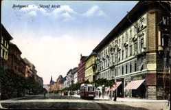 Ansichtskarten Kategorie Budapest