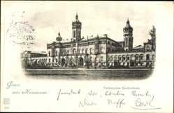 Postcard Hannover in Niedersachsen, Ansicht der Technischen Hochschule