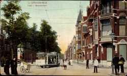 Postcard 's Gravenhage Den Haag Südholland, Laan v. Meerdervoort, Tram