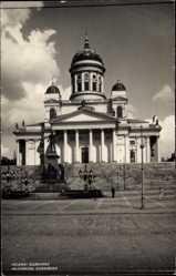Postcard Helsinki Helsingfors Südfinnland, Suurkirkko, Storkyrkan, Dom