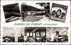 Postcard Grafschaft Schmallenberg im Hochsauerlandkreis, Grafschafter Hof, Horst Manns