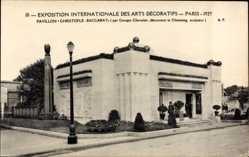 Postcard Paris Frankreich, Exposition Internationale des Arts Decoratifs 1925